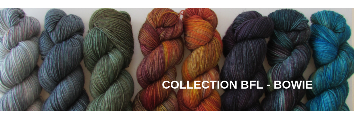 COLLECTION BFL - BOWIE